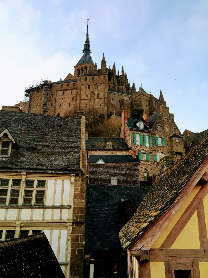 Mount Saint Michel 2