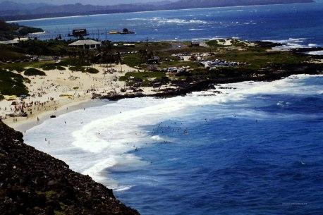 Palm_Beach_Qld_Surf_Life_Saving_Club_-_World_Inter-Club_Surf_Life_Saving_Championships_Hawaii_1983_-_Air_Force_Base_Beach,_Oahu_-_Photo_Robert_McPherson_104