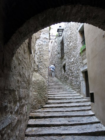 222_Carrer_de_Sant_Llorenç,_call_jueu_(Girona)