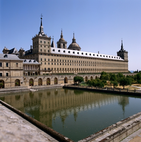 Monastery and Site of the Escurial, Madrid (Spain)