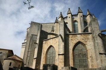 Spain.Girona.Catedral.Atras.4