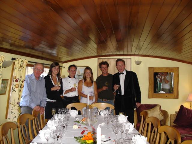 barge staff